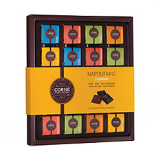 Corné Port-Royal Box Napolitains 5 Flavors, 180 g