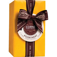 Corné Port-Royal Traditional Ballotin, 470 g - 34 pcs