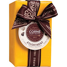 Corné Port-Royal Ballotin Traditionnel, 235 g - 17 pcs
