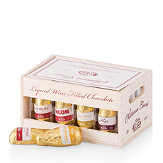 Château Carré Wine Filled Chocolates, 200 g