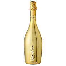 Bottega Gold Prosecco Spumante, 75cl - Alcohol 12%