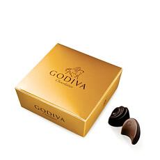 Godiva Gold Ballotin, 4pcs