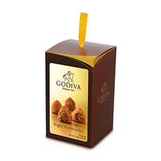 Godiva Discovery Truffles, 10pcs