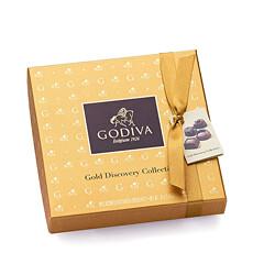 Godiva Gold Discovery Box, 9pcs