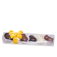 Godiva Easter Cello Chocolate Chicks, 6 pcs