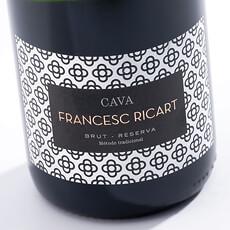 Cava Francesc Ricart Brut, 75cl