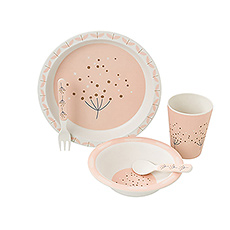Dinner Set Bamboo Dandelion