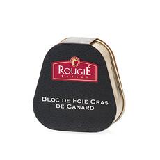 Rougié Bloc de Foie Gras de Canard, 75 g