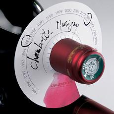 L'Atelier Du Vin Cellar Discs Set, 80 pcs