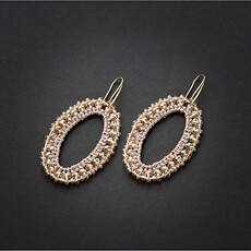 Miracles Earring Jamie-Lee