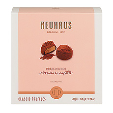 Neuhaus Belgian Chocolate Moments Classic Truffles, 150 g