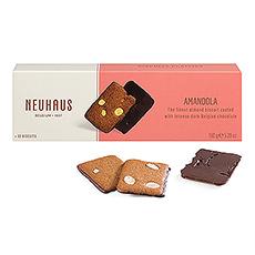 Neuhaus Biscuits Plaisirs Amandola, 150 g