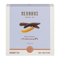 Neuhaus Belgian Chocolate Moments Orangettes, 150 g