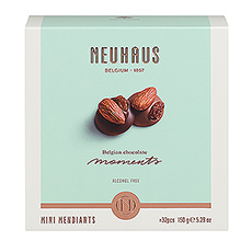Neuhaus Belgian Chocolate Moments Mini Mendiants, 150 g