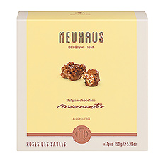 Neuhaus Belgian Chocolate Moments Rose Des Sables, 150 g