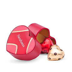 Neuhaus Heart Shaped Box, 2 pcs