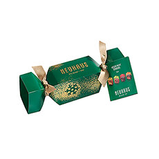 Neuhaus Small Green Christmas Cracker