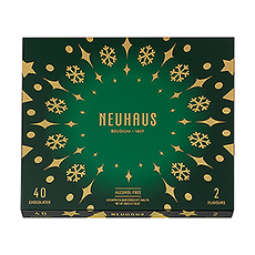 Neuhaus Christmas Carré Milk & Dark