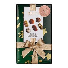 Neuhaus Christmas Ballotin Truffles Green, 410g