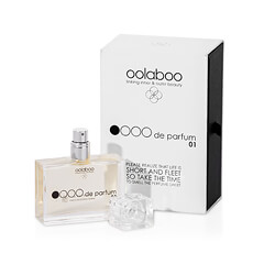 Oolaboo OOOO De Parfum Luxury Box With Booklet, 50 ml