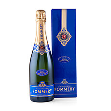 Champagne Pommery Brut Royal Etui, 75 cl