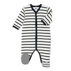 Petit Bateau Striped Sleeper, 6 months - 67cm