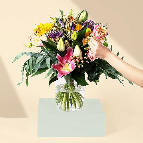 Le Bouquet de Saison - Luxe (40 cm)
