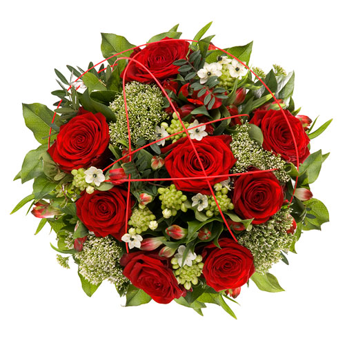 Bouquet Cupidon - Prestige (45 cm)