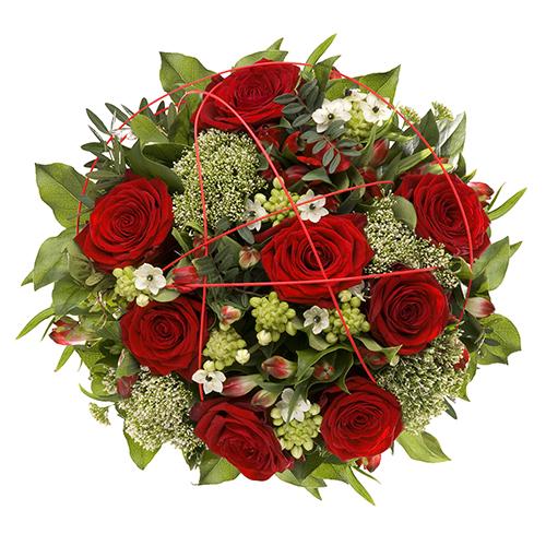 Bouquet Cupidon - Luxe (40 cm)