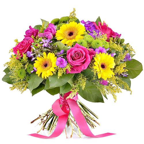 Bright Lights Bouquet - Medium (30 cm)
