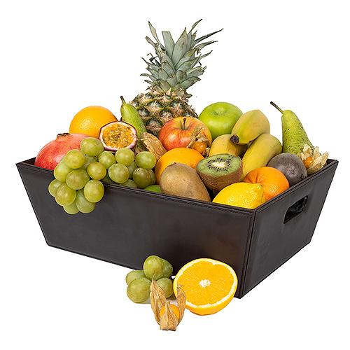 Panier VIP de Fruit Exotique