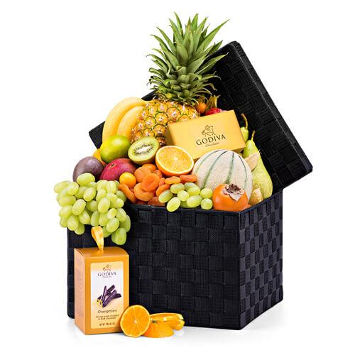 Fruits Exotiques de Saison Deluxe & Chocolats