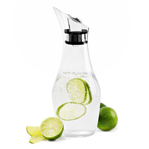Menu Carafe by Jakob Munk with Limes