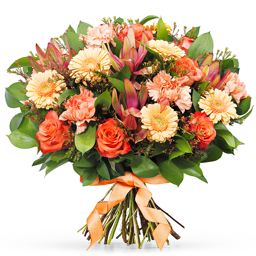 Bouquet Orange - Large (35 cm)
