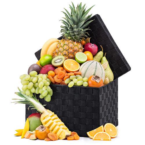 Exotic Fruit Hamper Deluxe