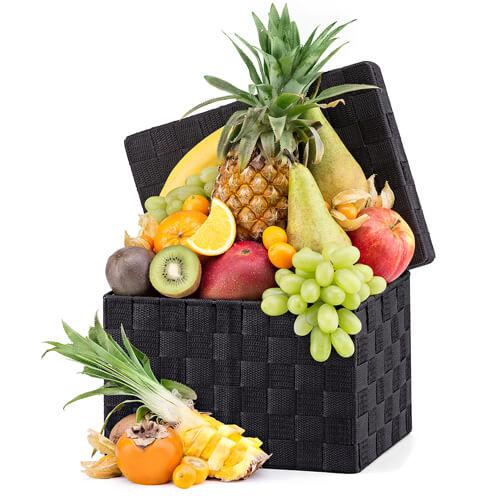 Panier Fruits Exotiques