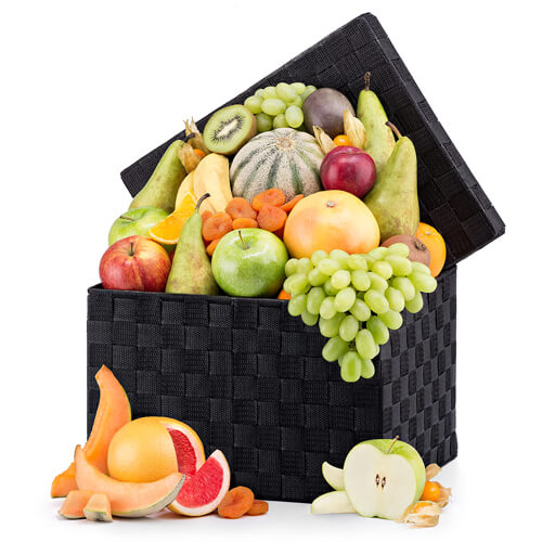Panier Deluxe Fruits de Saison
