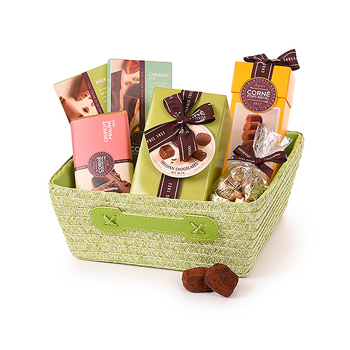 Corné Port-Royal All Milk Chocolate Hamper