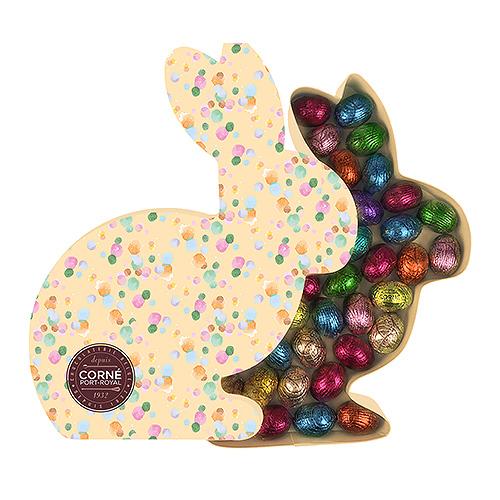 Corné Port-Royal 2021 Bunny Box Easter Eggs, 450 g