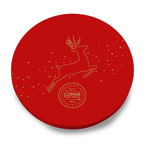 Corné Port-Royal Christmas 2020 : Round Box Large, 374 g