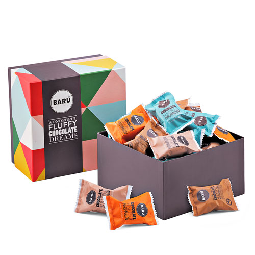 Barú Sweet Chocolate Marshmallow Gift Box