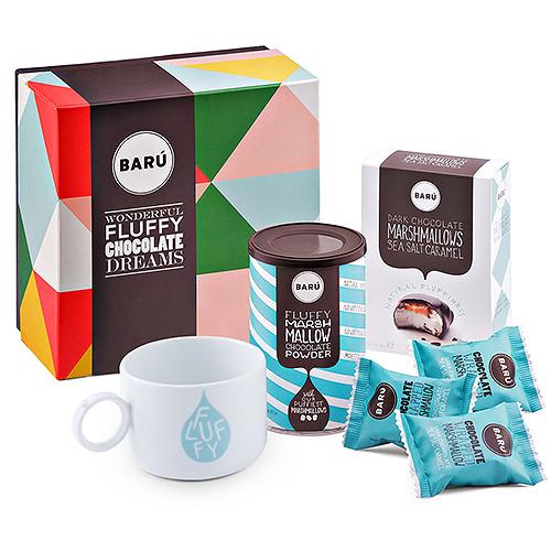 Barú Fluffy Mug Gift Box
