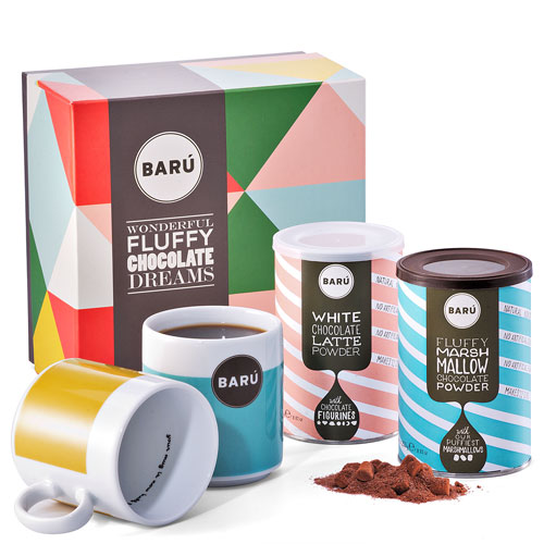 Barú Drinking Chocolate Mug Gift Box