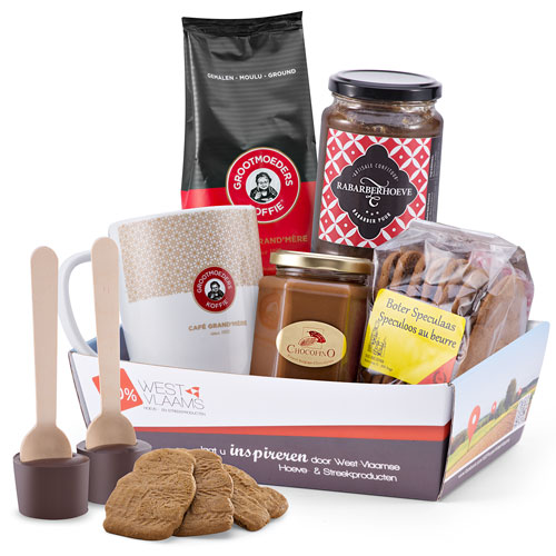100% Belgian Breakfast Gift