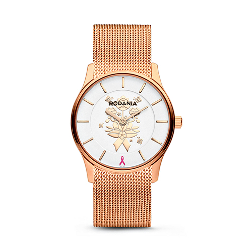 Think-Pink Rodania Montre Or Rose