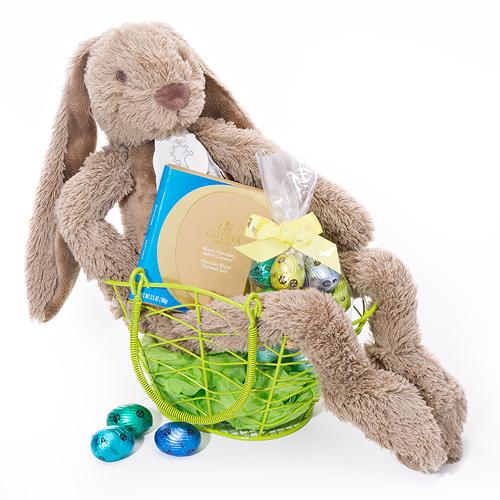Panier Plaisirs de Pâques