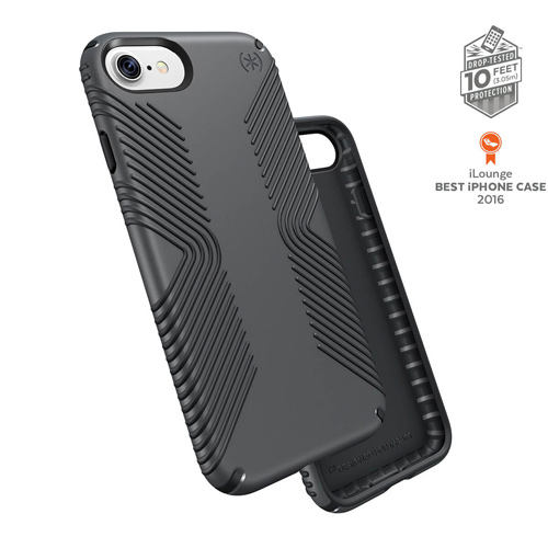 iPhone 7 Presidio Grip Grey