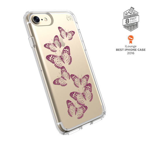 iPhone 7 Presidio Clear Print Or Rose