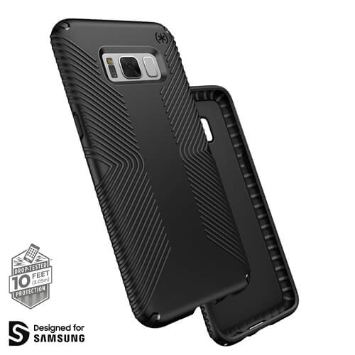 Samsung S8 Plus Presidio Grip Noir