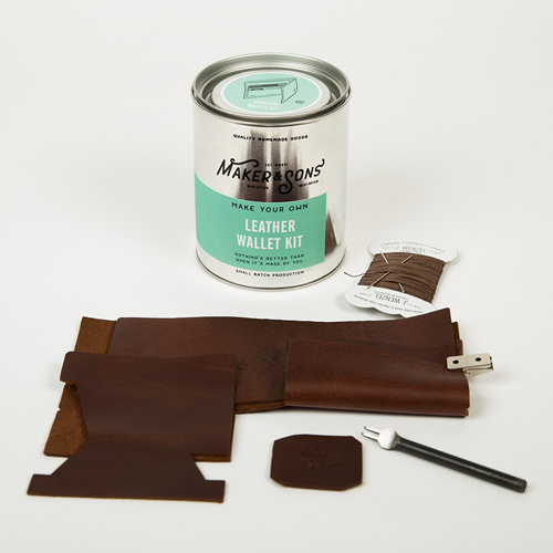 Men's Society DIY Make your own Wallet Kit